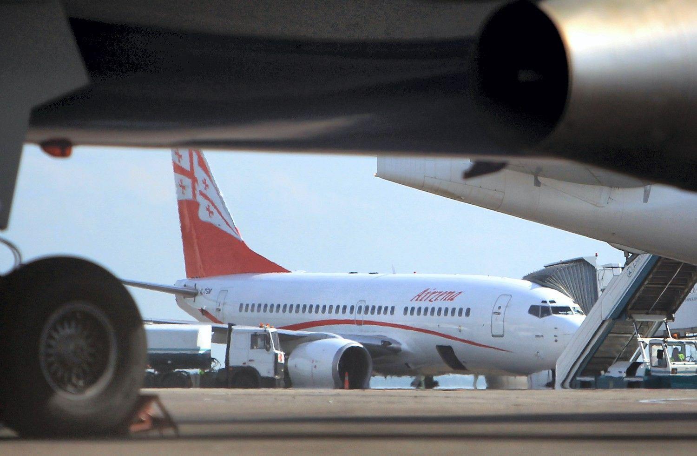 Atsiras tiesioginiai skrydžiai į Tbilisį