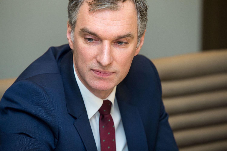 Naujasis Turto banko vadovas– apie kryptį, užsitęsusius bei naujus projektus