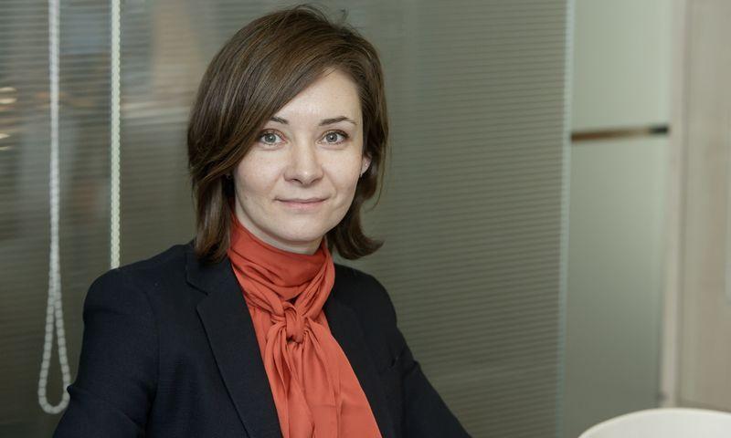 """Naująja prekybos tinklo """"Lidl"""" Rinkodaros departamento vadove tapo Elena Šilovaitė, pastaruosius metus šias pareigas ėjusi """"Vilkyškių pieninėje"""". Vladimiro Ivanovo (VŽ) nuotr."""