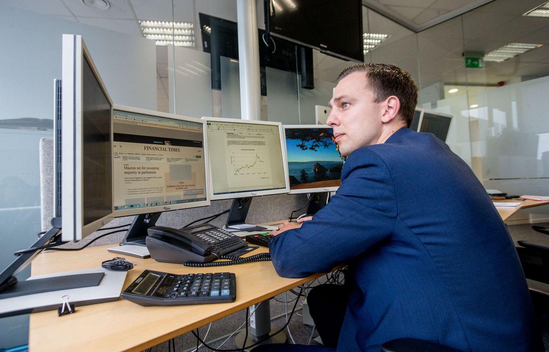 """""""Klaipėdos naftos""""pasiūlymas neatlaikė rinkos pasiūlos antplūdžio"""