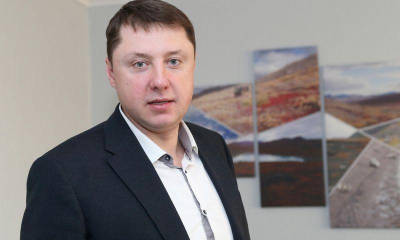 Virginijus Ramanauskas. A. Barzdžiaus nuotr.