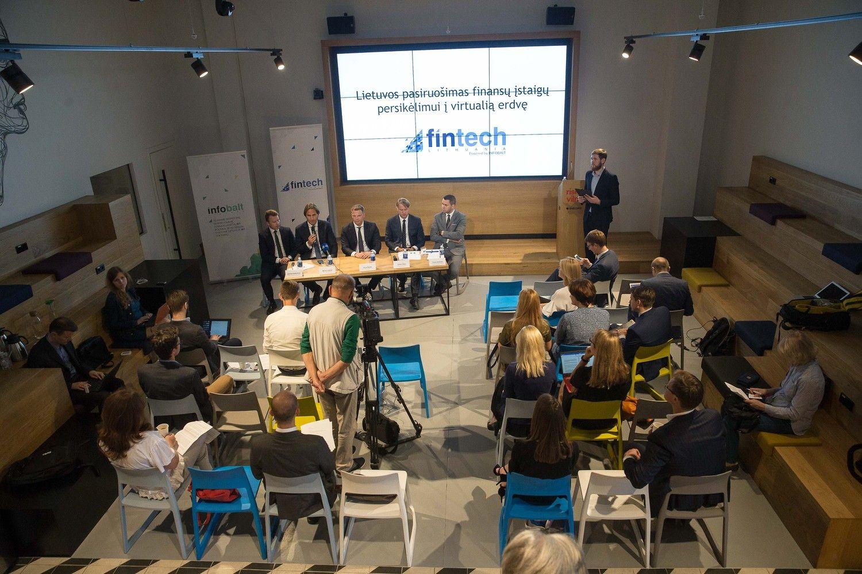 Vis daugiau užsienio startuolių renkasi kurti verslą Lietuvoje