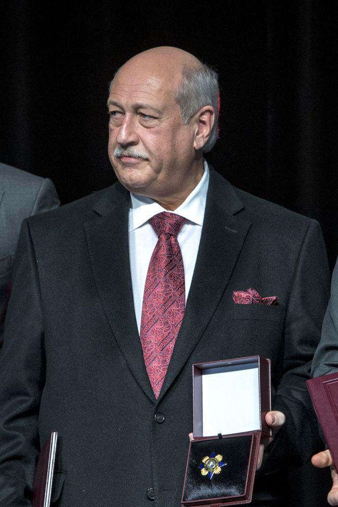 Mirė pagrindinis Medicinos banko akcininkas S.Karosas