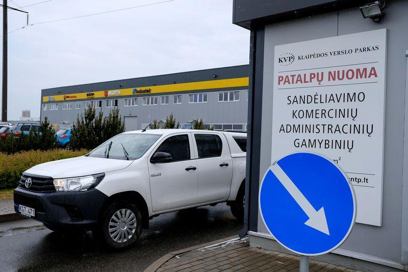 Klaipėdos LEZ teritorijoje įsikursiančioje 2.500 kv. m gamykloje ir laboratorijoje ketinama įdarbinti iki 40 inžinierių, biochemikų ir kitų specialistų, o produkciją eksportuoti į ES, JAV, Kanadą ir Aziją.  Vladimiro Ivanovo (VŽ) nuotr.