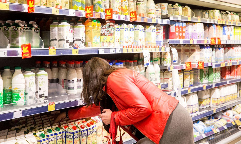 Pienas: galimybių eksporto plėtrai daug, bet prireiks pagalbos