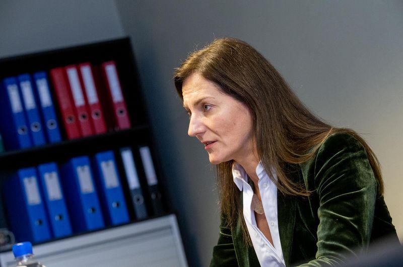 """Aurelija Mažintienė, VĮ """"Indėlių ir investicijų draudimas"""" direktorė. Juditos Grigelytės (VŽ) nuotr."""