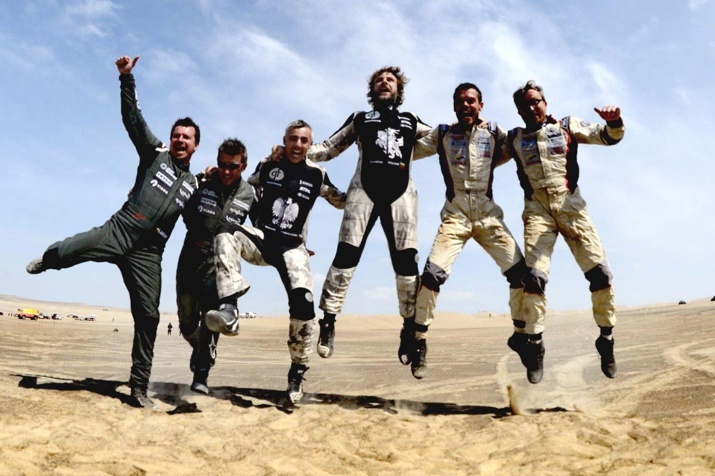 Dakaro finiše – nauji lietuvių rekordai ir traumos paskutiniame ruože
