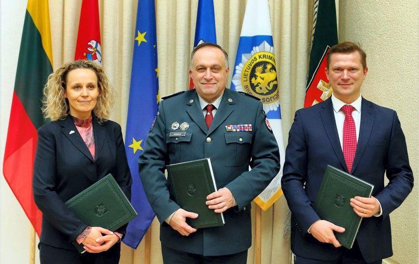 Policijos komisariatų Kaune ir Panevėžyje statybos kainuos per 38 mln. Eur