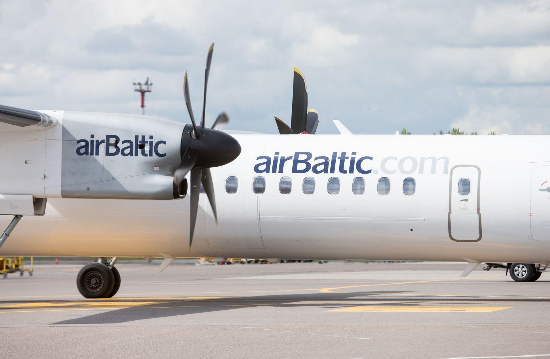 """""""airBaltic"""": naujas rekordas ir 440.000 Lietuvos keleivių"""