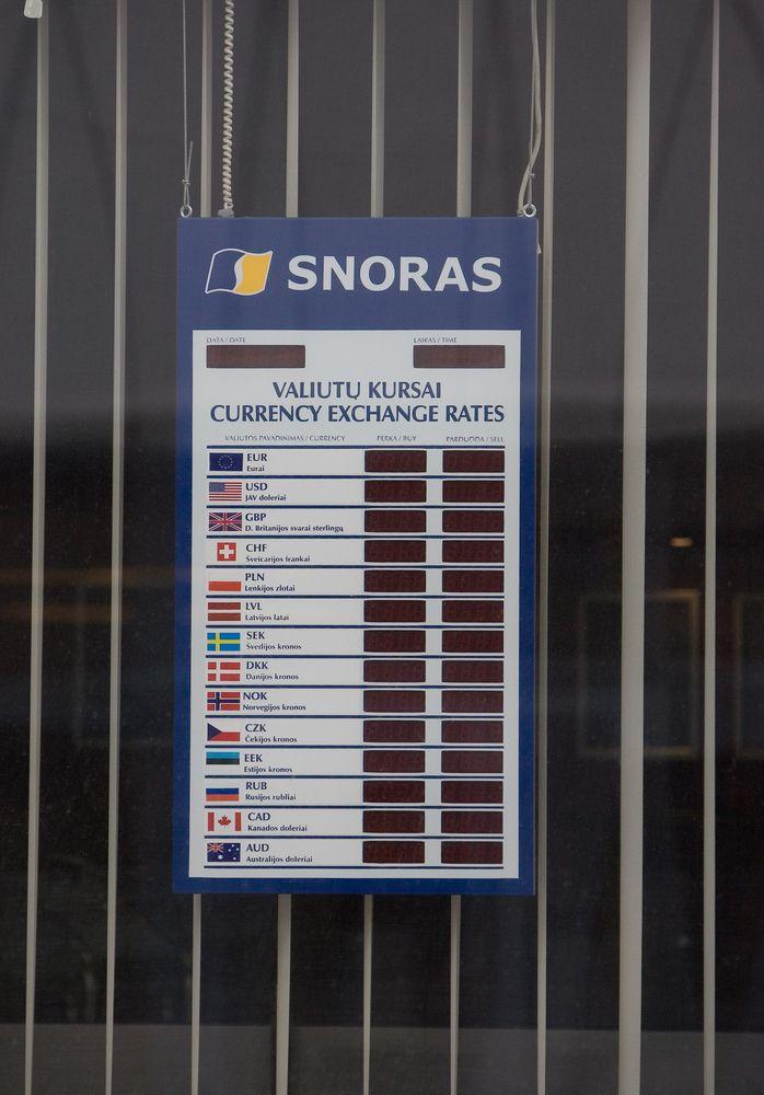 """""""Snoro"""" ikiteisminiame tyrime nustatyta apie 0,5 mlrd. Eur žala"""