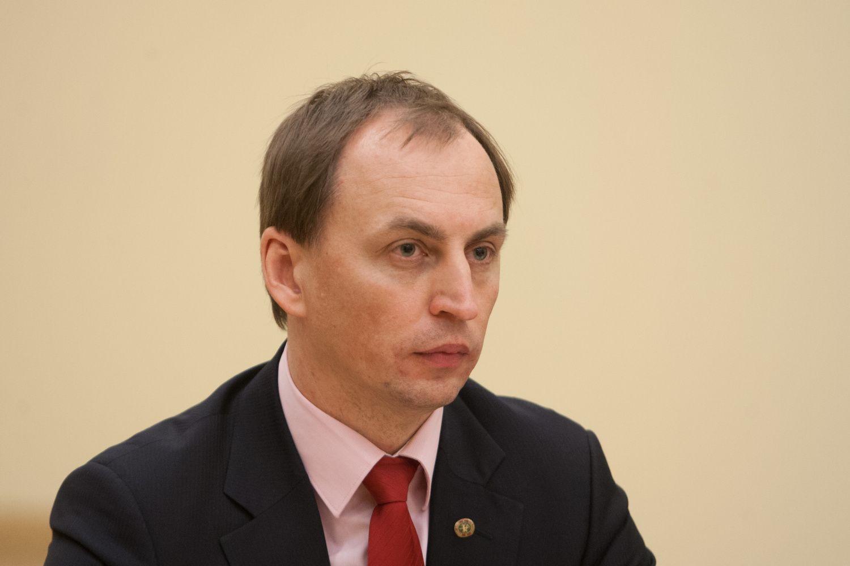 Ž. Plytnikas skiriamas teisingumo viceministru