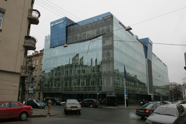"""Prokurorai baigė tyrimą dėl """"Snoro"""" turto pasisavinimo"""