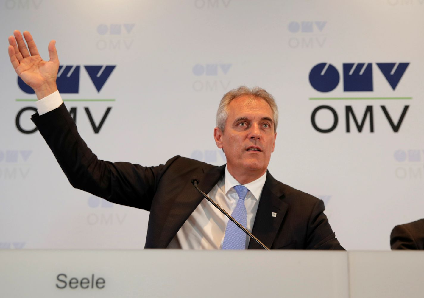 OMV vadovas: Europos dujų infrastruktūrą turėtų prižiūrėti europiečiai