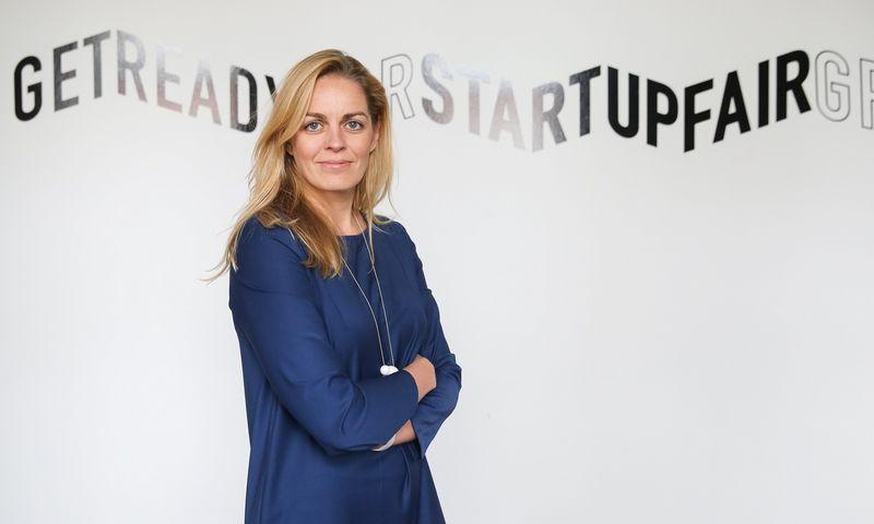 """Roberta Rudokienė, """"Startup Lithuania"""" vadovė. Vladimiro Ivanovo (VŽ) nuotr."""