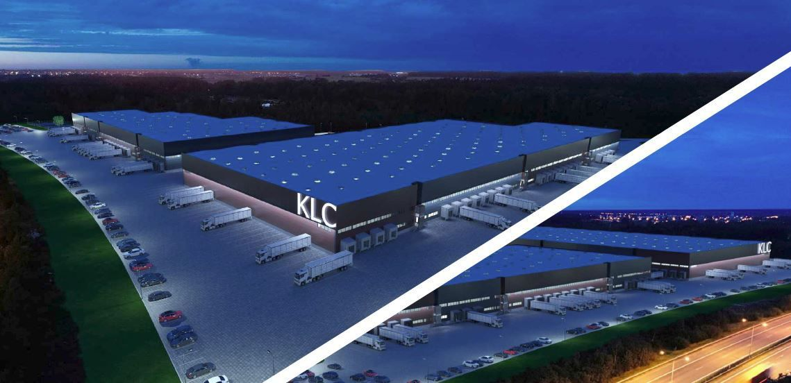 Į logistikos centrą prie Kauno investuoja 25 mln. Eur
