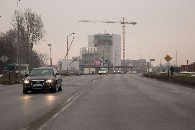 Tauragė – miestas vakarų Lietuvoje. Vladimiro Ivanovo (VŽ) nuotr.