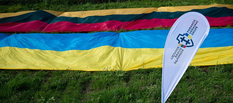 Didžiausia užsieniečių bendruomene Lietuvoje tapo ukrainiečiai