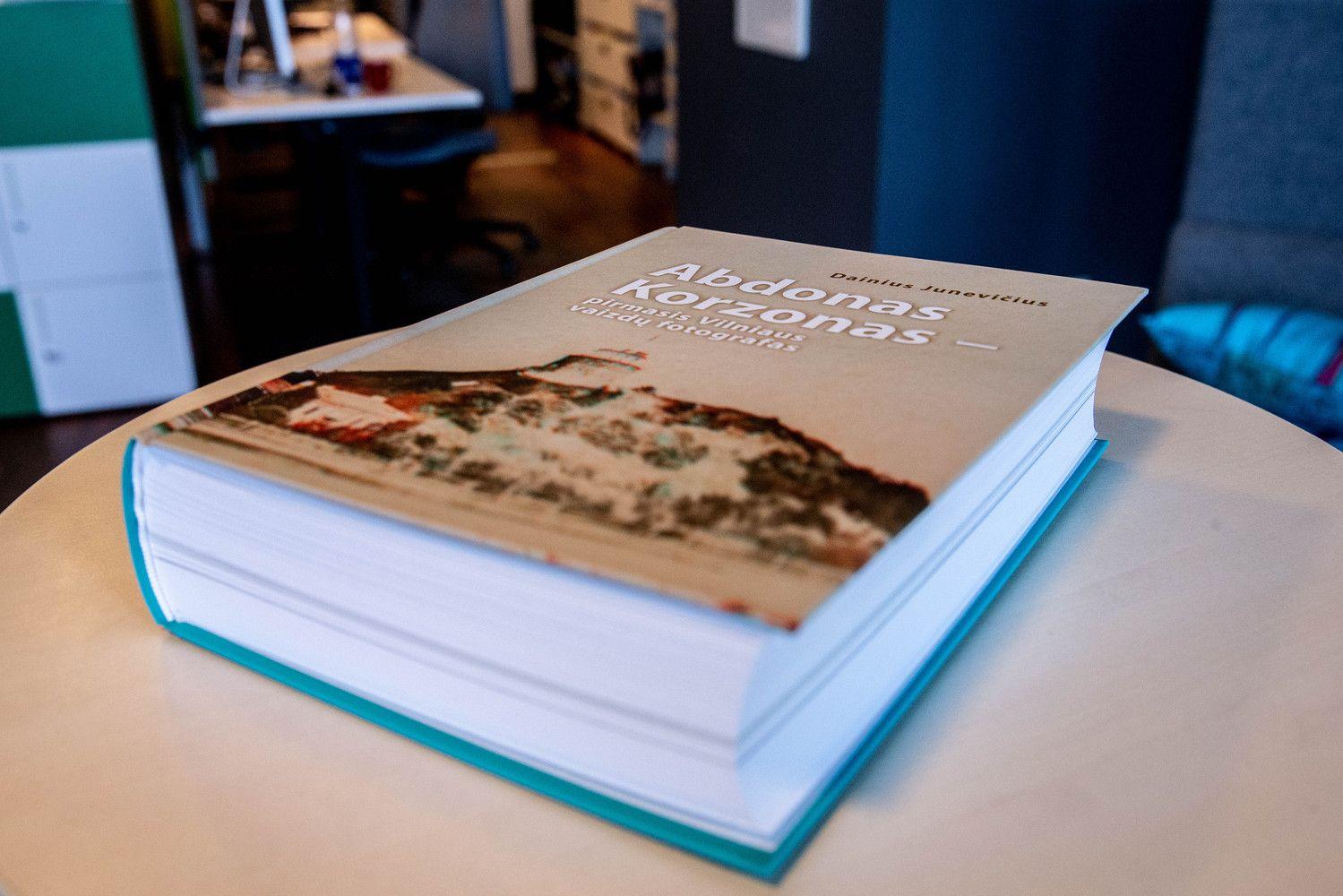 A. Korzono sugrįžimas: knyga apie pirmąjį Vilniaus vaizdų fotografą, 1863 m. sukilimą, Vilnių ir vilniečius