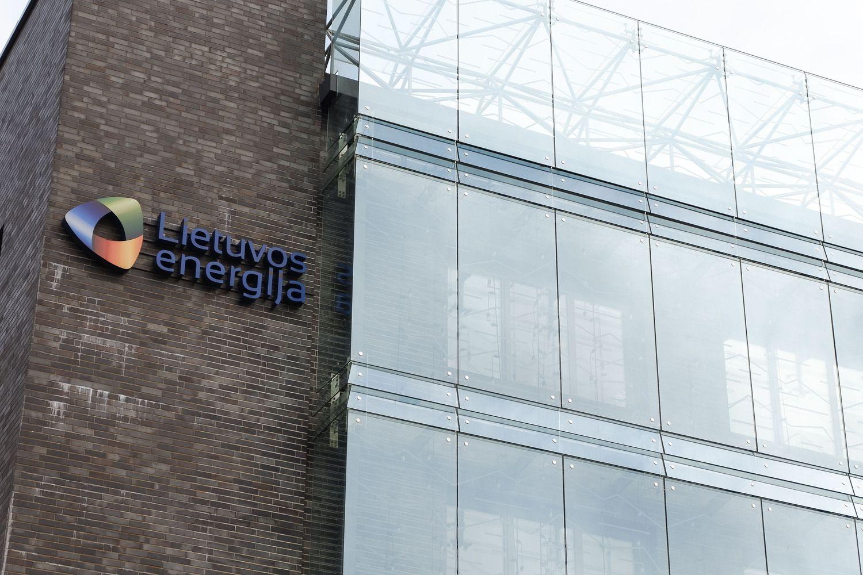 """""""Lietuvos energija""""steigia komercinę organizaciją"""