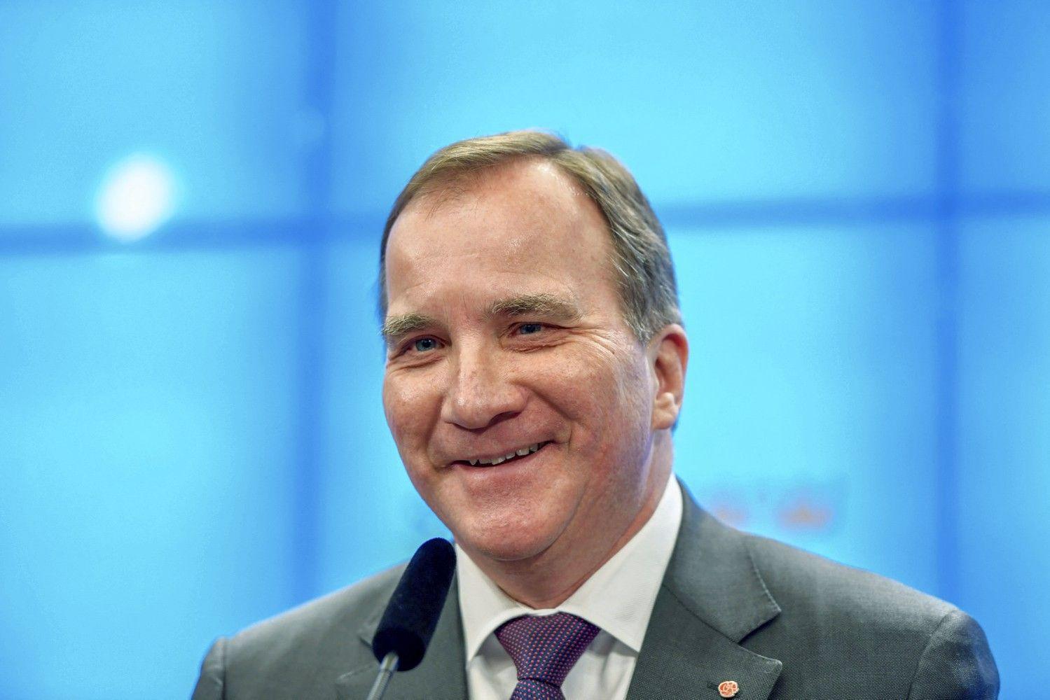 Trečias kartas nemelavo: Švedija pagaliau turi vyriausybę