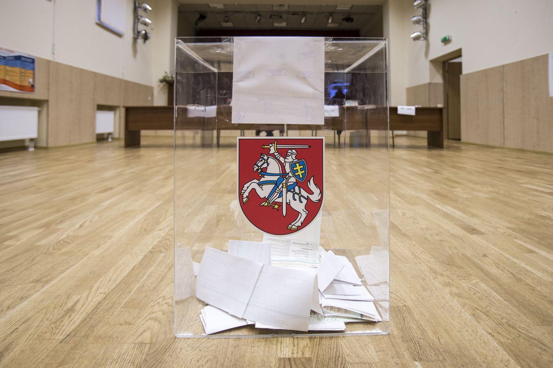 """Savivaldos rinkimų biuletenyje pirmieji bus """"tvarkiečiai"""""""