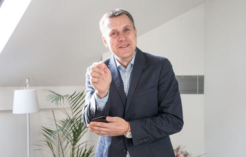 Andrius Šemeškevičius. Juditos Grigelytės (VŽ) nuotr.