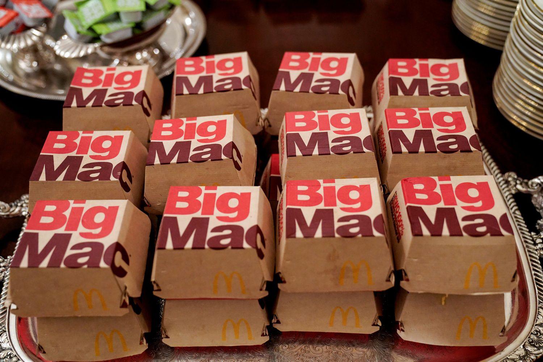 """""""McDonald's"""" Europoje prarado išimtines teises į """"Big Mac"""" ženklą"""
