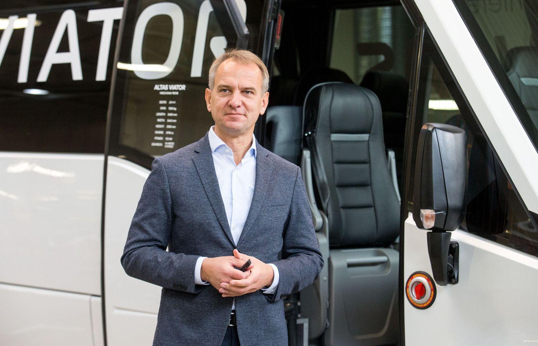 """""""Altas Auto"""" tapo strateginiu """"Volkswagen"""" partneriu"""