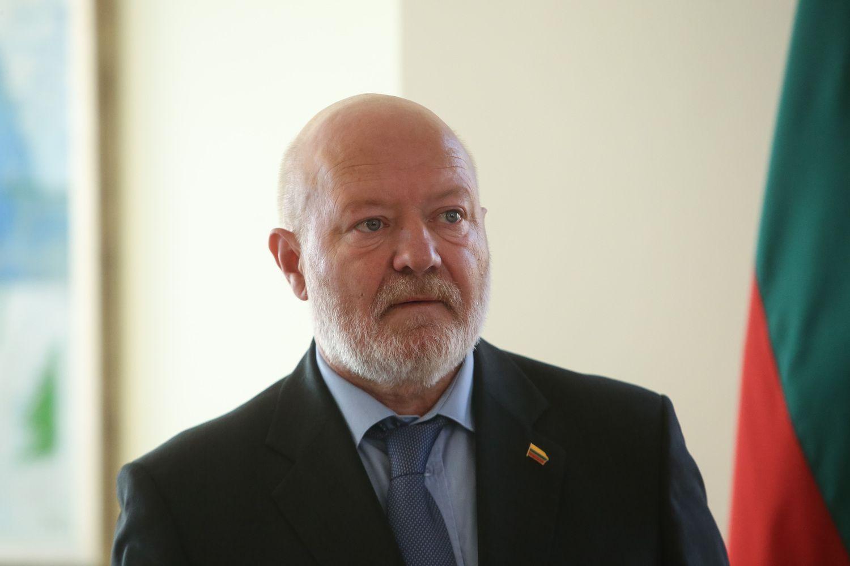 E. Gentvilas siūlo nutraukti Seimo tyrimą dėl galimos politinės korupcijos