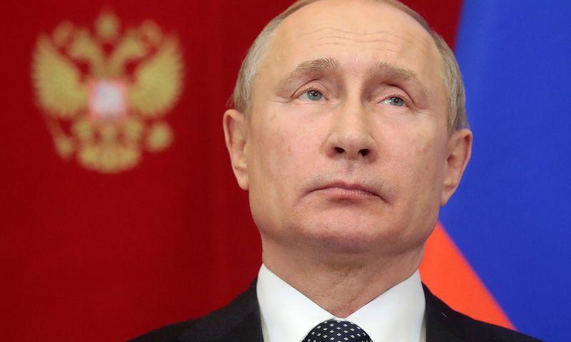 """Sergejaus Chirikovo (""""Reuters"""" / """"Scanpix"""") nuotr."""