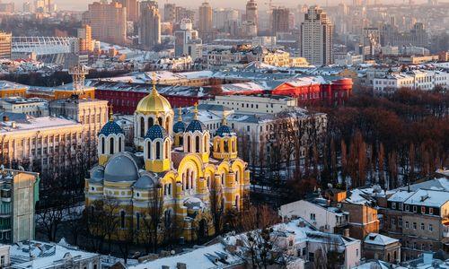 Kijevo kontrastai lietuvius traukia kaip medus