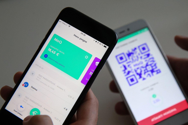 """""""MoQ"""" mokės vartotojams – startuoja dalies pinigų grąžinimo programa"""