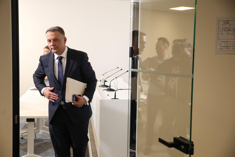 Reikiamo parašų skaičiaus nesurinkęs E. Masiulis negalės kandidatuoti į Klaipėdos merus