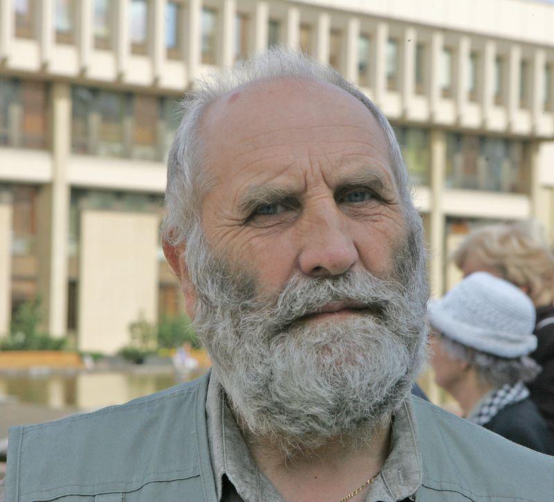 "Petras Cidzikas, 2007 m. Martyno Vizbelio /""Scanpix"" nuotr."