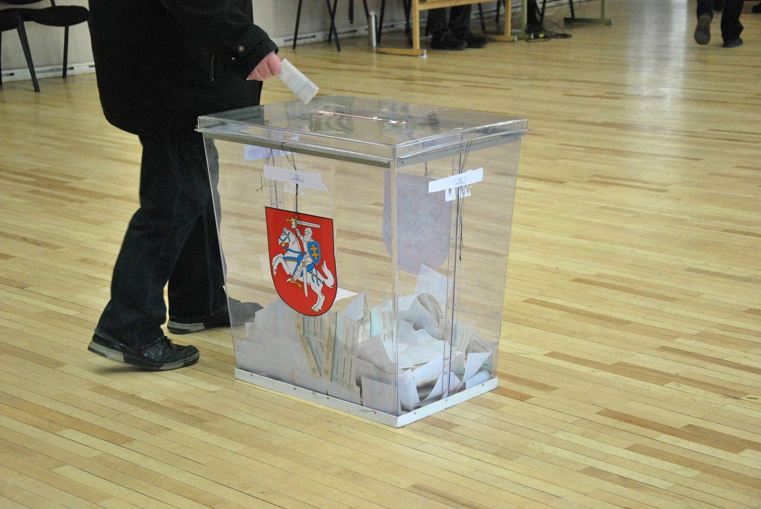 Prezidento rinkimai: konstruktyvios diskusijos ilgesys