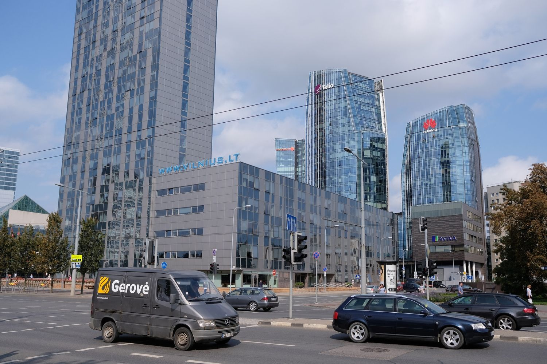 Statistika: kiek pelno mokesčio sumoka įmonės Lietuvoje ir užsienyje