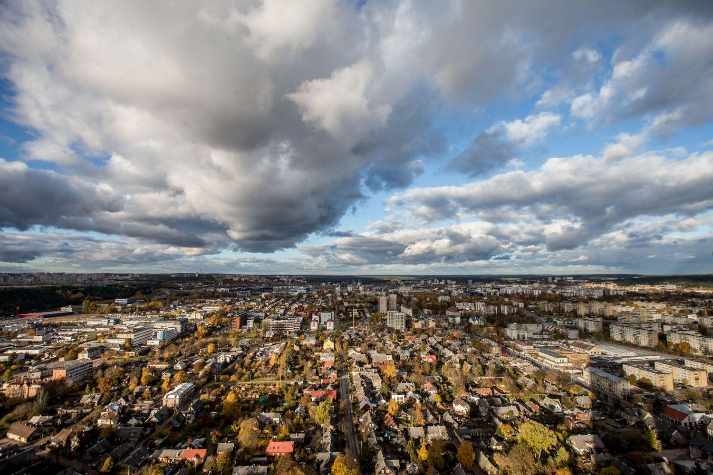SEB suma�ino Lietuvos BVP prognoz� 2019-2020 metams