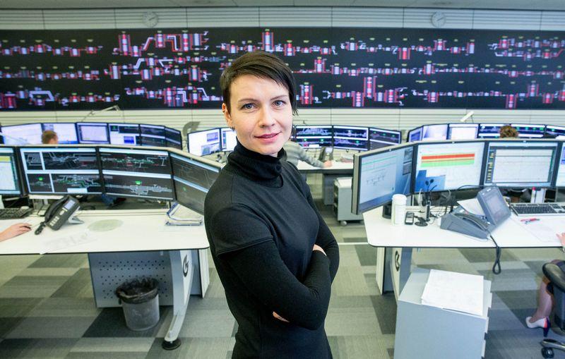 Eglė Radvilė. Juditos Grigelytės (VŽ) nuotr.