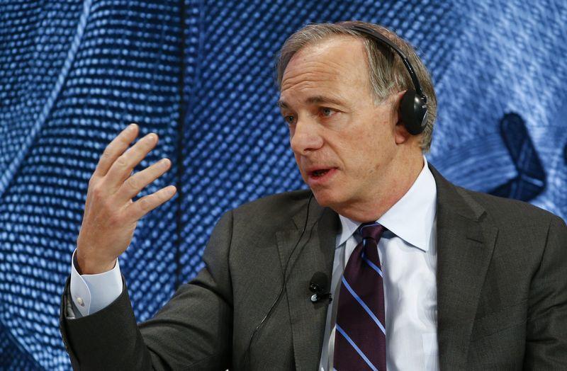 """Ray Dalio, rizikos draudimo fondų """"Bridgewater Associates"""" vadovas, labiausiai bijo, kad su kitu nuosmukiu centriniai bankai neturės kuo kovoti. Ruben Sprich (""""Reuters"""" / """"Scanpix"""") nuotr."""
