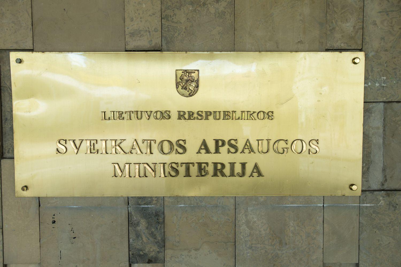 Keičiasi ministro A. Verygos komanda