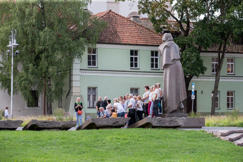 Lietuva pernai pritraukė daugiausiai turistų Baltijos šalyse