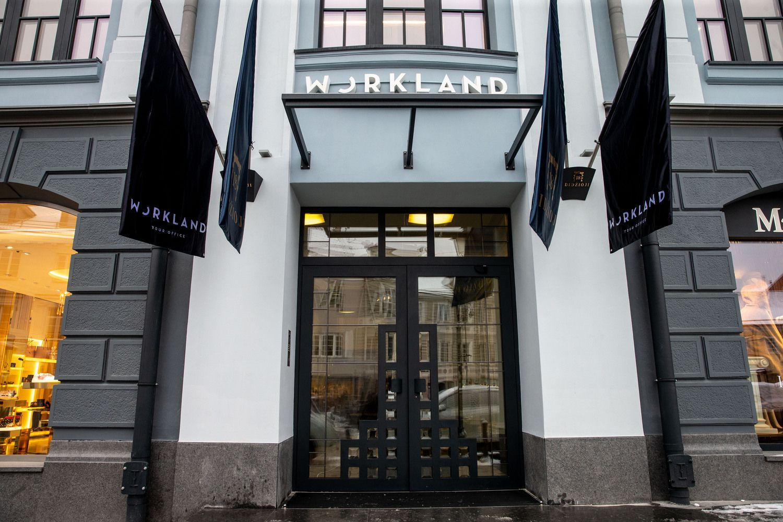 """""""Workland"""" Vilniuje atidaro antrąjį centrą"""