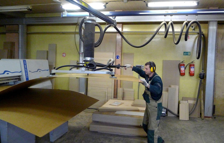 Kauno baldžiai kurs robotų sistemas