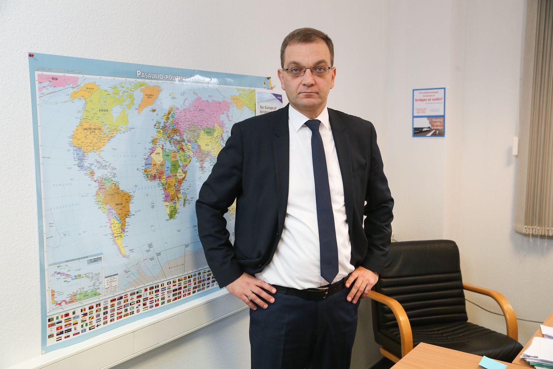 """""""Linava"""" ieškos dialogo su profsąjungomis dėl vairuotojų atlyginimo"""