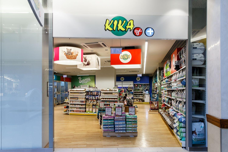 """""""Kika Group"""" metinė apyvarta augo 6,4%"""