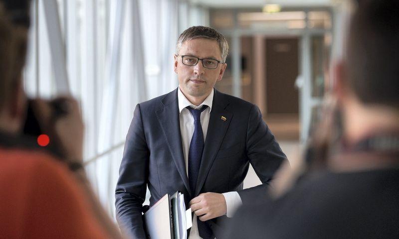 Vytautas Bakas. Žygimanto Gedvilos (15min.lt / Scanpix) nuotr.