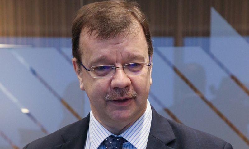 """Ianas Bradshaw, AB """"Klaipėdos nafta"""" nepriklausomas valdybos narys. Vladimiro Ivanovo (VŽ) nuotr."""
