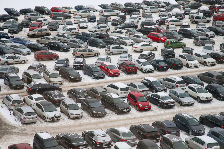 2018 m. rekordas: 461.200 automobilių pirkimo-pardavimo sandorių
