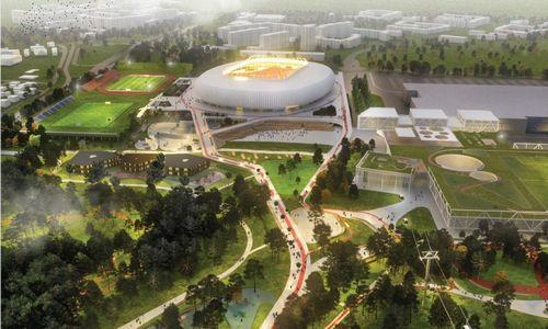Nacionalinį stadioną norėjusi statyti įmonė šalinama iš konkurso