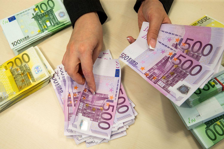 500 Eur banknotai nebebus leidžiami į apyvartą